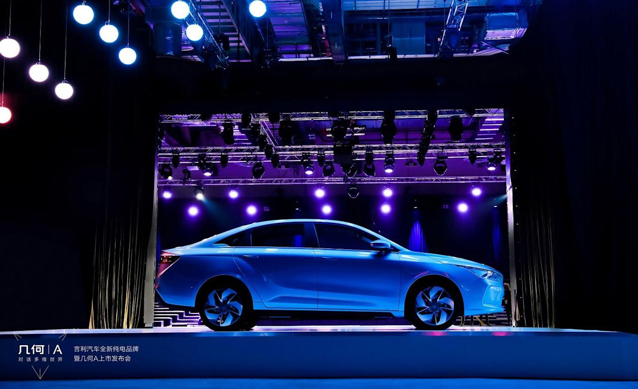 <p>Geely's Geometry A is the first offering from a new EV-only brand from the major Chinese automaker.</p>