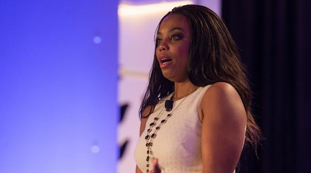 Former ESPN personality Jemele Hill has been hired as a staff writer for The Atlantic, the magazine announced Monday morning.