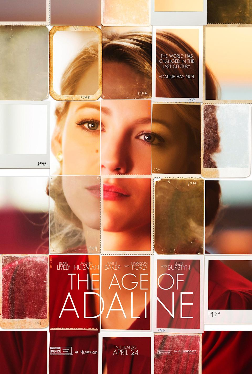 Adaline with Blake Lively