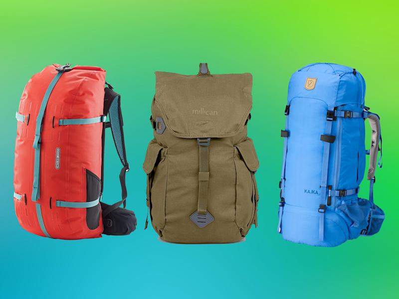 8 best rucksacks for backpackers that will see you through any type of trip