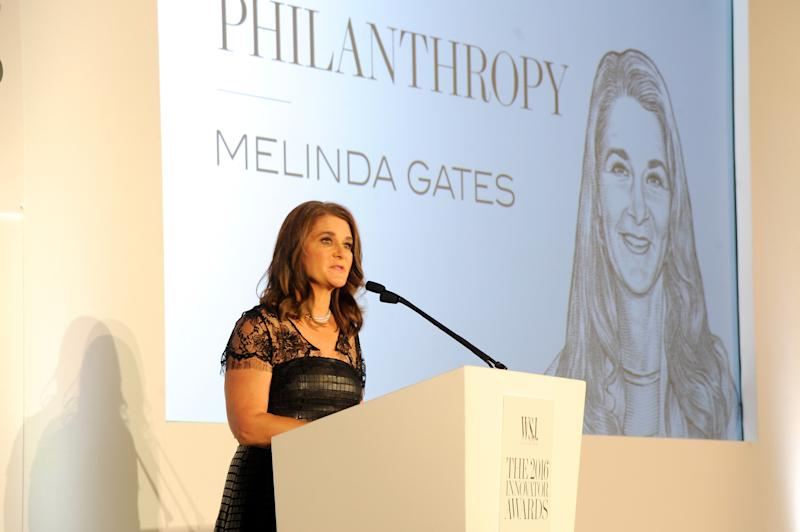 Melinda Gates: President Trump's 'Misguided' Budget Shows U.S. Doesn't Care About Women and Children