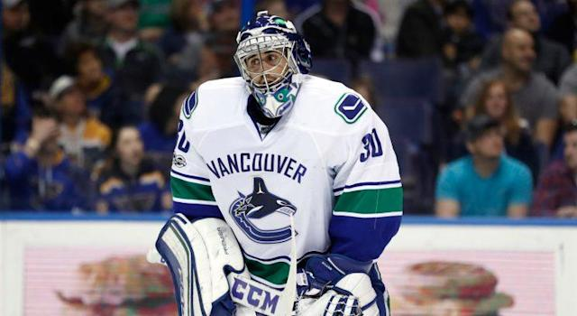 Ryan Miller could be a steal for the Anaheim Ducks. (AP Photo/Jeff Roberson)