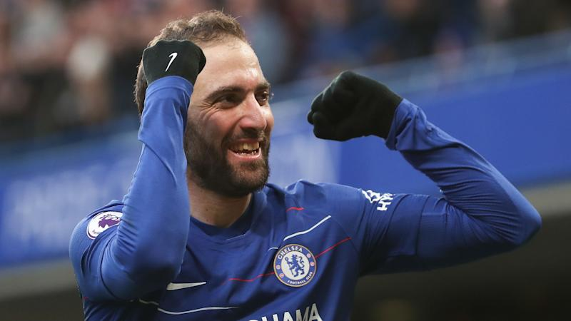 Higuain hoping to earn Chelsea stay with final flourish to loan from Juventus