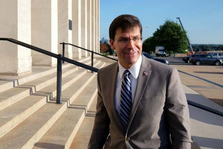 Defense Secretary Mark Esper says the US is considering deploying new medium-range conventional weapons in Asia now that it is no longer bound by the INF treaty