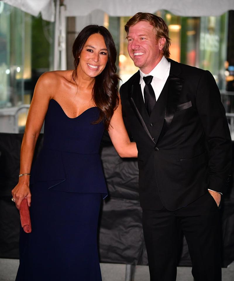 Chip and Joanna Gaines' Magnolia network to launch in October
