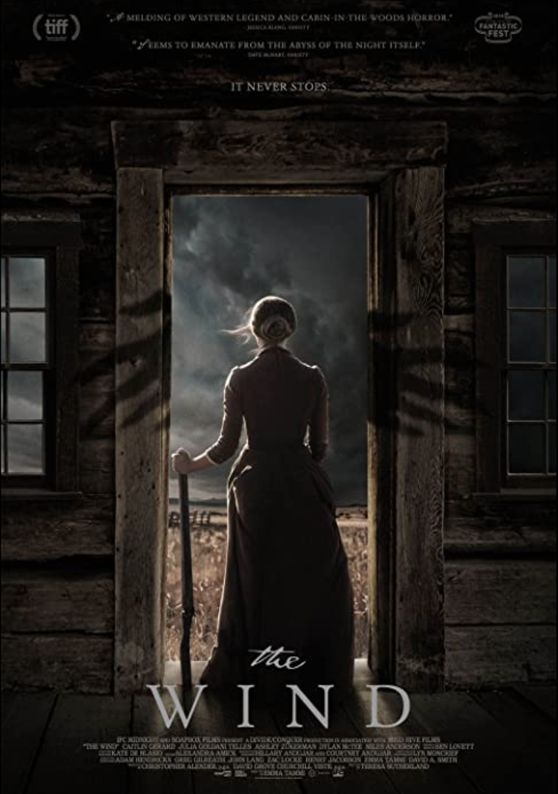 <p>While it's not without its genre faults, <em>The Wind</em> is, nonetheless, an ambitious and worthwhile psychological thriller, and a promising debut for director Emma Tammi. </p>