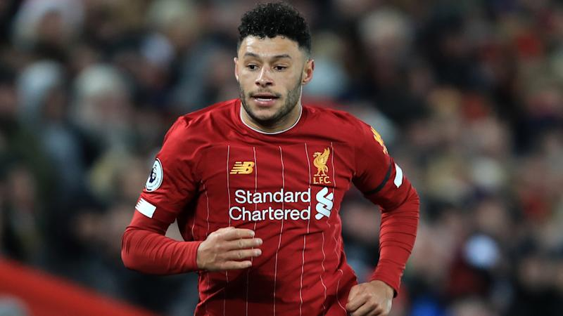 Liverpool midfielder Oxlade-Chamberlain: 97 points spurred us on