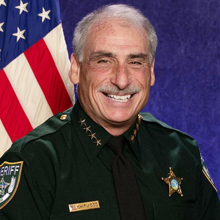 Mike Chitwood. (Volusia County Sheriff Department)