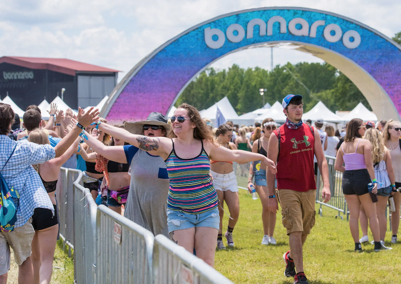 Bonnaroo, Electric Forest, Austin City Limits festivals say they won't use facial recognition tech