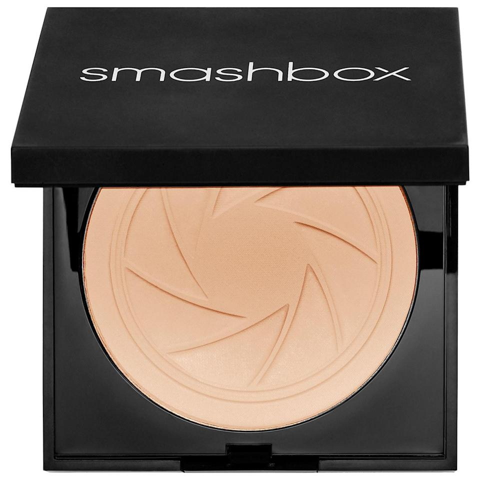 """<p>According to Smashbox, the brand that pioneered photo-ready makeup, this foundation mimics the effects of retouching through transparent particles that diffuse light. It comes with a double-sided sponge that lets you build coverage, from sheer to full. <a href=""""http://www.smashbox.com/product/6035/33839/Face/Foundation/PHOTO-FILTER-POWDER-FOUNDATION/New/index.tmpl"""" rel=""""nofollow noopener"""" target=""""_blank"""" data-ylk=""""slk:Smashbox Photo Filter Powder Foundation"""" class=""""link rapid-noclick-resp"""">Smashbox Photo Filter Powder Foundation</a> ($42)</p><p><i>(Photo: Sephora)</i></p>"""