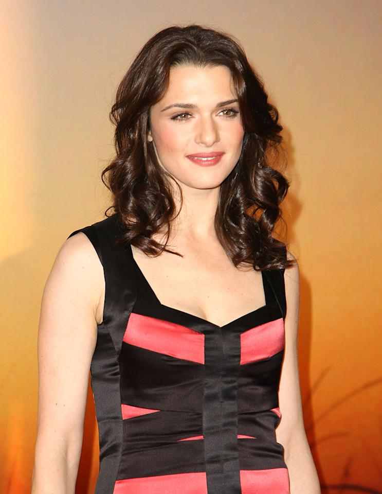 "<a href=""http://movies.yahoo.com/movie/contributor/1800019614"">Rachel Weisz</a> at the MoMa Film benefit gala honoring Baz Luhrmann in New York - 11/10/2008"