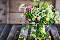 """<p>A glorious bunch of flowers can do wonders for your mood, and according to Issy Crossman, the co-founder of the Hackney-based flower studio <a href=""""https://www.theflowerappreciationsociety.co.uk/"""" rel=""""nofollow noopener"""" target=""""_blank"""" data-ylk=""""slk:The Flower Appreciation Society"""" class=""""link rapid-noclick-resp"""">The Flower Appreciation Society</a>, some stems have specific properties that can help with anything from unwinding at the end of the day to improved cognitive function. </p><p>Following a difficult year, perhaps it's time to consider treating yourself to a beauty product made with extracts from Crossman's top five mental-health-boosting blooms. <br> </p>"""