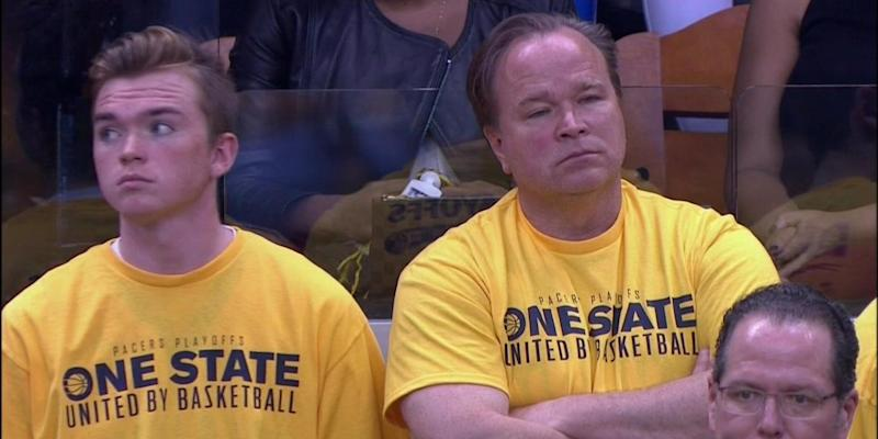 Rallies held for Pacers ahead of Game 3