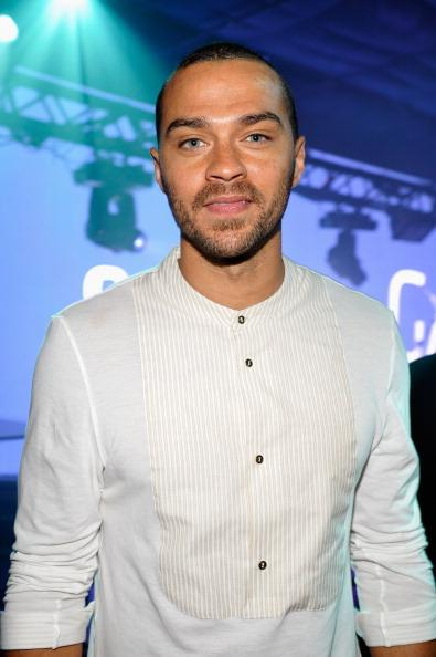 Actor Jesse Williams performs as Samsung Galaxy presents Prince and A Tribe Called Quest at SXSW on March 16, 2013 in Austin, Texas.