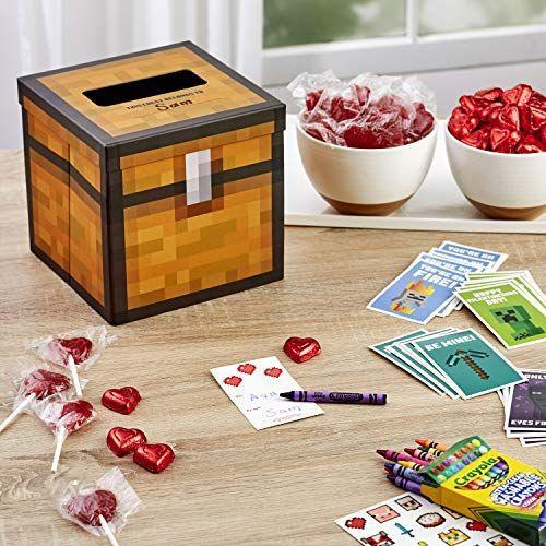 """<p><strong>Hallmark</strong></p><p>amazon.com</p><p><strong>$9.99</strong></p><p><a href=""""https://www.amazon.com/dp/B07YD31CNG?tag=syn-yahoo-20&ascsubtag=%5Bartid%7C10055.g.26066165%5Bsrc%7Cyahoo-us"""" rel=""""nofollow noopener"""" target=""""_blank"""" data-ylk=""""slk:Shop Now"""" class=""""link rapid-noclick-resp"""">Shop Now</a></p><p>Unlike like the ones in the video game, this treasure chest can be left out in the open for all to see. </p>"""