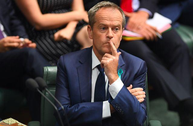 Opposition leader Bill Shorten's number was reportedly published. Source: AAP
