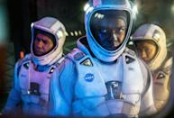 """<p>When a group of scientists set out to save the world from an energy crisis, they end up finding an alternate universe in which they also find terror. (If you're looking for a good Cloverfield universe movie, we'd recommend this one last. </p><p><a href=""""http://www.netflix.com/title/80134431"""" class=""""link rapid-noclick-resp"""" rel=""""nofollow noopener"""" target=""""_blank"""" data-ylk=""""slk:Watch  The Cloverfield Paradox  on Netflix now."""">Watch <strong> The Cloverfield Paradox </strong> on Netflix now.</a></p>"""