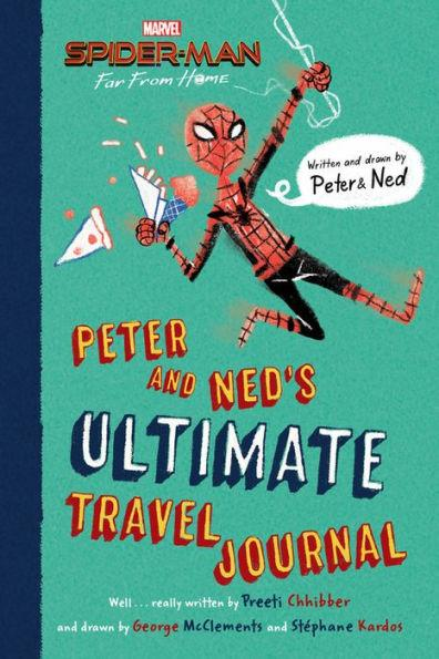 Peter and Ned's Ultimate Travel Journal (Photo: Marvel Press)