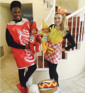 """<p>Pair up with your family and dress as different concession stand goodies like a Coca-Cola, fries, a hotdog, and condiments.</p><p><a class=""""link rapid-noclick-resp"""" href=""""https://www.amazon.com/Rasta-Imposta-Womens-Foodies-French/dp/B00K0HQLLA/?tag=syn-yahoo-20&ascsubtag=%5Bartid%7C10072.g.27868801%5Bsrc%7Cyahoo-us"""" rel=""""nofollow noopener"""" target=""""_blank"""" data-ylk=""""slk:SHOP FRY COSTUME"""">SHOP FRY COSTUME</a></p>"""