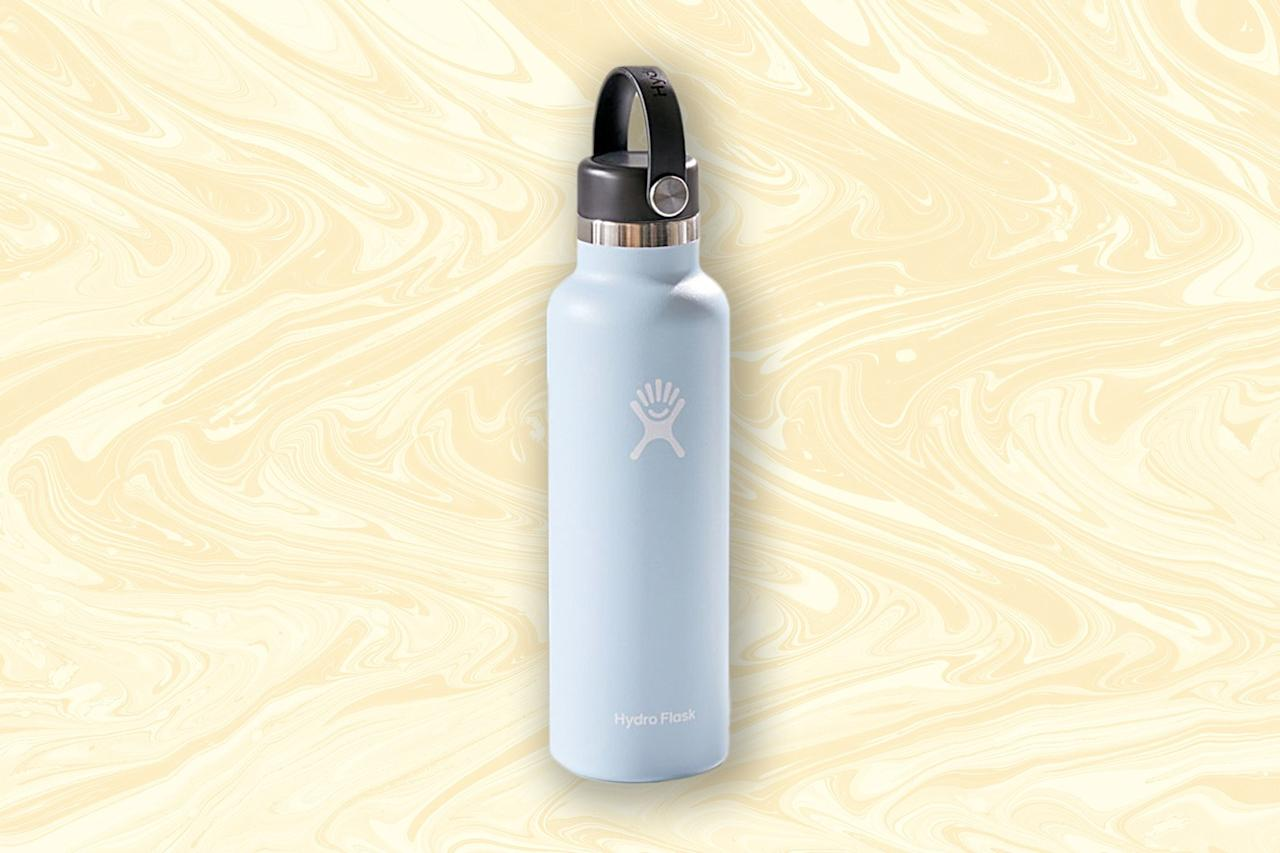 """<p><strong>Perfect for: The camper</strong></p> <p>For long hauls, Hydroflask is a no-brainer for keeping things just at the temperature you want for longer than you'll probably ever need—their double-walled water bottles can keep cold beverages cool for up to 24 hours (yes, a full day), and hot for up to 12. They're a little heavier than lighter-duty bottles (rightfully so), so you might want to leave it at home when it comes to a quick flight or city trip when you can constantly refill your bottle—but you'll sure notice the difference when you're able to savor hot coffee on a chilly morning at, say, the <a href=""""https://www.cntraveler.com/stories/2014-06-30/perfect-weekend-getaway-yosemite-valley?mbid=synd_yahoo_rss"""">Yosemite campground</a>, or chilled iced tea on a hot day at <a href=""""https://www.cntraveler.com/story/joshua-tree-national-park-to-get-dark-sky-park-designation-for-stargazing?mbid=synd_yahoo_rss"""">Joshua Tree</a>.</p> <p><strong>Buy now:</strong> $33, <a href=""""https://www.urbanoutfitters.com/shop/hydro-flask-standard-mouth-21-oz-water-bottle?adpos=1o18&color=045&creative=251419017068&device=c&gclid=EAIaIQobChMIo4D22cbH5QIVNv_jBx3-_QsxEAkYEiABEgKxW_D_BwE&gclsrc=aw.ds&matchtype=&mrkgadid=3275592807&mrkgcl=671&network=g&product_id=54189543&size=ALL&utm_campaign=NB_PLA_-_GSC_-_LIA&utm_content=Apartment_Furniture&utm_medium=cpc&utm_source=google&utm_term=339652029827_product_type_apartment_product_type_furniture_product_type&cm_mmc=rakuten-_-affiliates-_-Conde+Nast+Traveler-_-1&utm_medium=affiliates&utm_source=LS&utm_campaign=Conde+Nast+Traveler&utm_term=720924&utm_content=1&ranMID=43176&ranEAID=mcB7N8bf3MY&ranSiteID=mcB7N8bf3MY-RwJ5vQHaJdISdgy0DOGvyQ"""" rel=""""nofollow"""">urbanoutfitters.com</a></p>"""