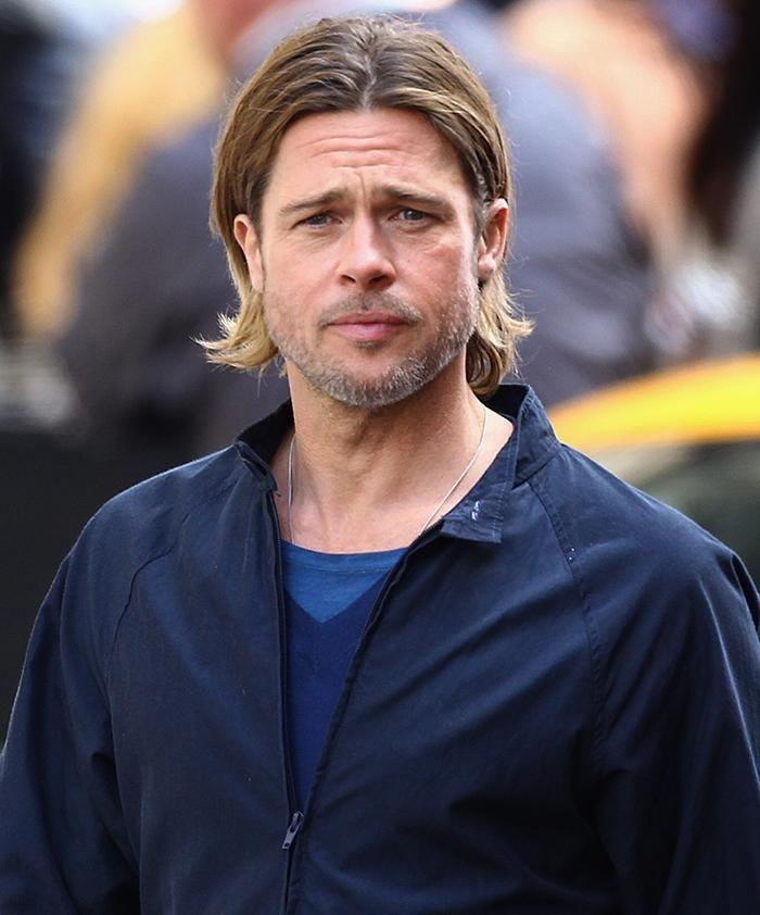 Brad Pitt left 'saddened' by the divorce. Source: Getty
