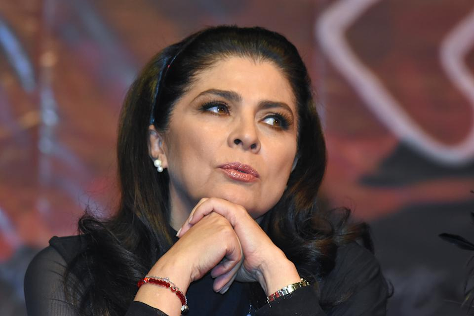 Victoria Ruffo. (Photo by Carlos Tischler/Getty Images)
