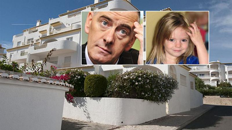 Dave Edgar believes the UK toddler could be living in plain sight on an isolated property just kilometres from the Portugal hotel where she went missing in 2007. Source: