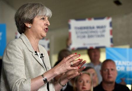 U.K. Will Revamp Technical Education After Election, May Says