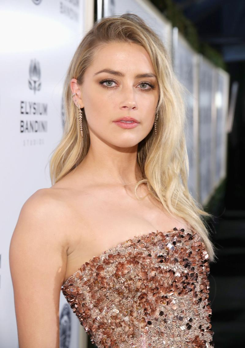 Amber Heard Says If Every Gay Hollywood Actor Came Out Tomorrow, 'This Would Be a Nonissue in a Month'