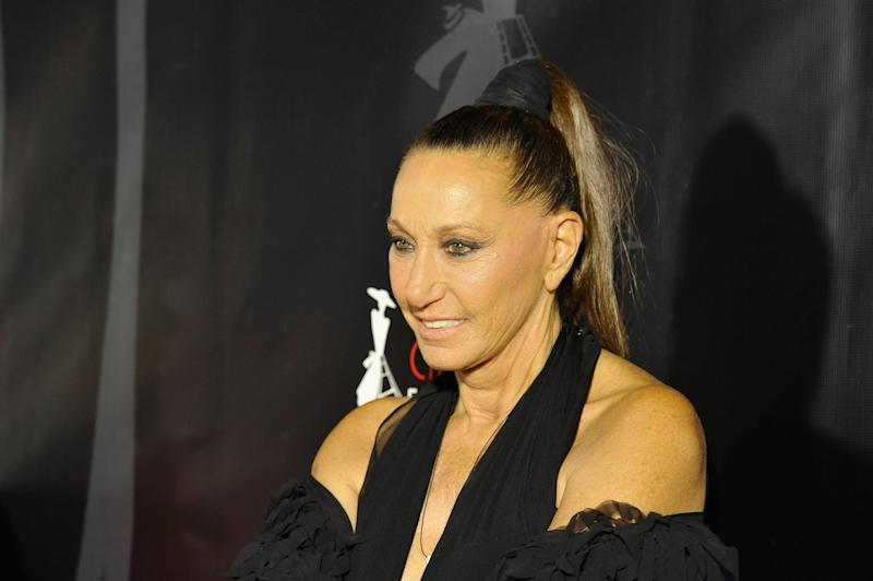 Donna Karan defends Harvey Weinstein, then takes it back