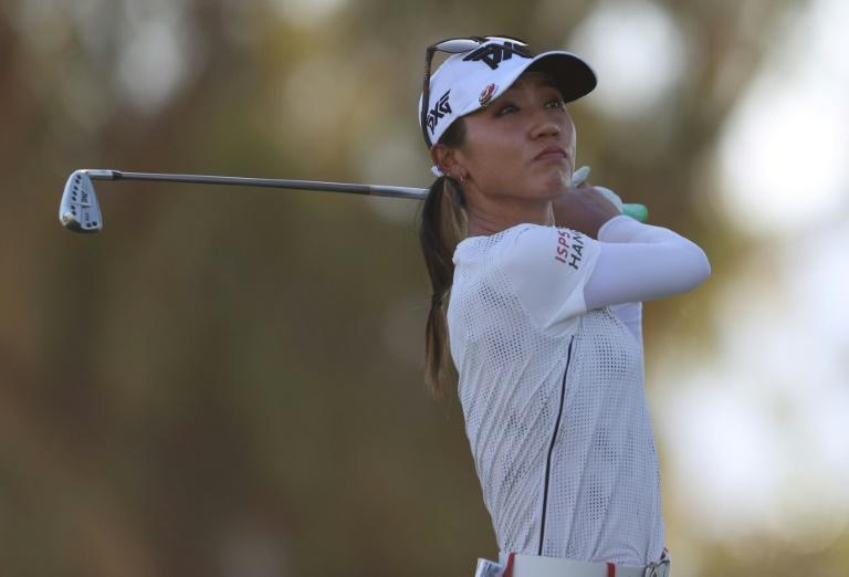 New Zealand's Lydia Ko matched the tournament record with a final round of 10-under par 62 on the way to a runner-up finish in the LPGA ANA Inspiration
