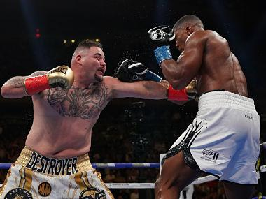 Saudi Arabia accused of 'sportswash' by hosting world heavyweight title rematch between Anthony Joshua and Andy Ruiz Jr