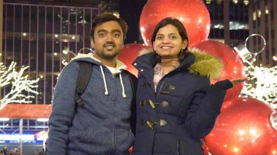 US: Indian, pregnant wife found dead after daughter seen crying