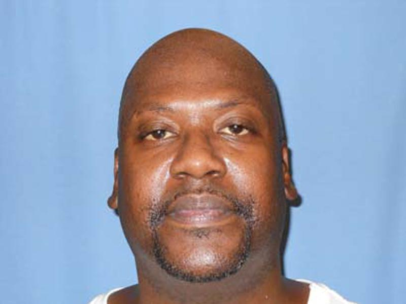 Death row inmate Curtis Flowers is seen in this Mississippi Department of Corrections photo: REUTERS