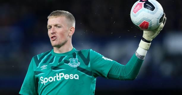 Foot - ANG - Angleterre : le sélectionneur Southgate met Jordan Pickford sous pression