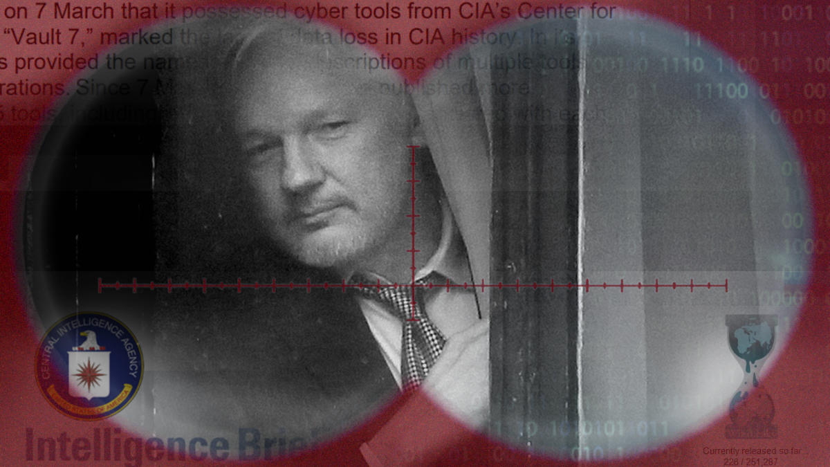 In 2017, as Julian Assange began his fifth year holed up in Ecuador's embassy in London, the CIA plotted to kidnap the WikiLeaks founder, spurring h