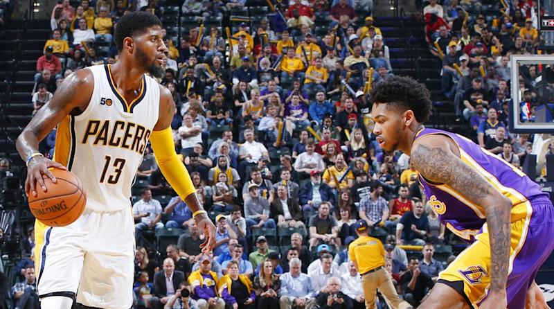The Pacers Have Lost All Leverage With Paul George As Lakers Win Big