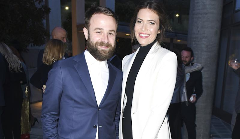 Mandy Moore and Taylor Goldsmith Got Married This Weekend
