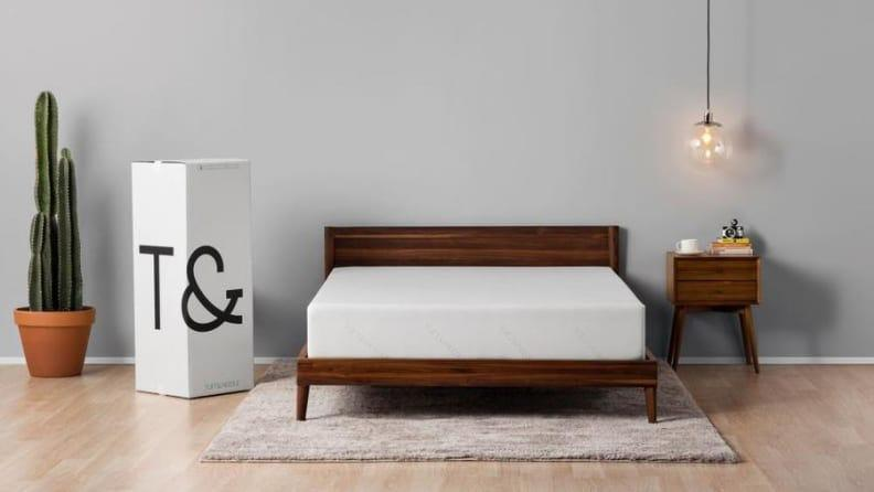 Our favorite bed in a box, the Tuft & Needle Original mattress, is 10% off for the Fourth of July.