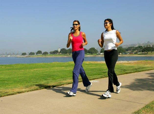 You don't have to go to the gym to be fit. (Thinkstock photo)