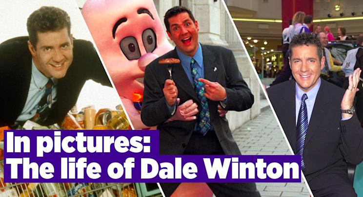 Neighbours reveal how Dale Winton was moved out of his flat