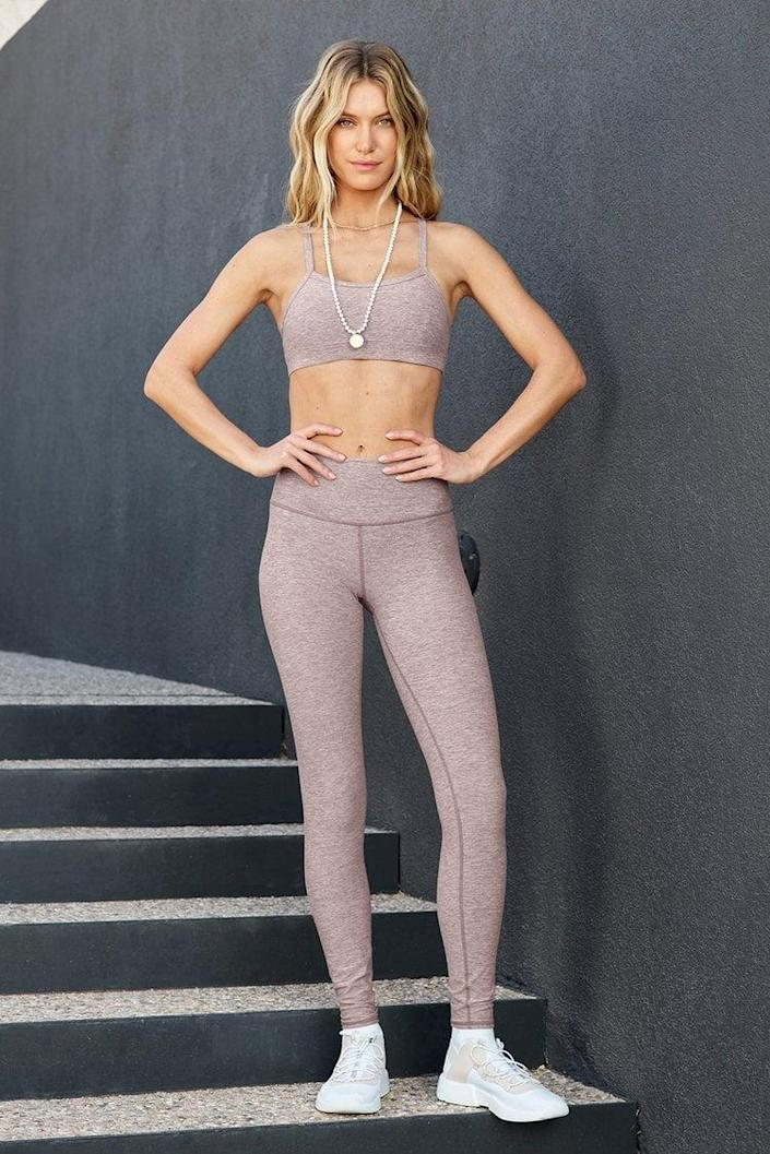 <p>These <span>Alo High-Waist Alosoft Highlight Leggings</span> ($88) will make you look, and feel, amazing.</p>