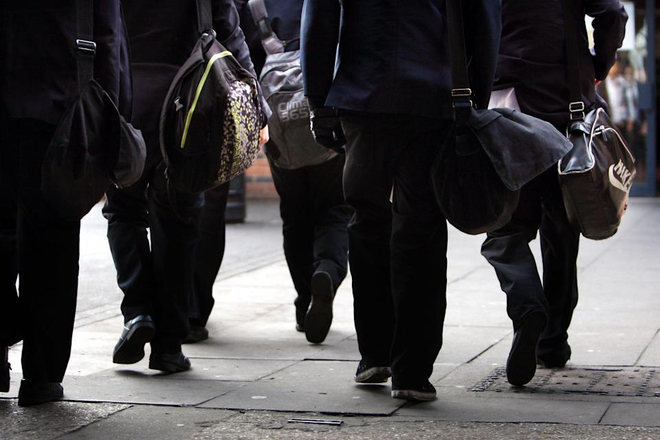 Secondary schools were encouraged to bid for a share of a £200 million Government fund for summer schools this year (David Jones/PA) (PA Archive)