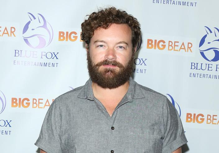 "WEST HOLLYWOOD, CA - SEPTEMBER 19: Actor Danny Masterson attends the premiere of ""Big Bear"" at The London Hotel on September 19, 2017 in West Hollywood, California. (Photo by Paul Archuleta/FilmMagic)"