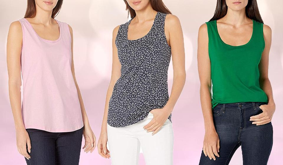Whether you love pastels, jewel-tones or prints, you're covered. (Photo: Amazon)