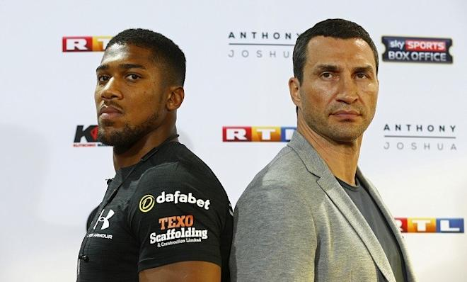 Anthony Joshua vs Wladimir Klitschko, Anthony Joshua, Wladimir Klitschko, boxing, boxing news, Wladimir Klitschko confident about his chances, Tyson Fury, Anthony Joshua news