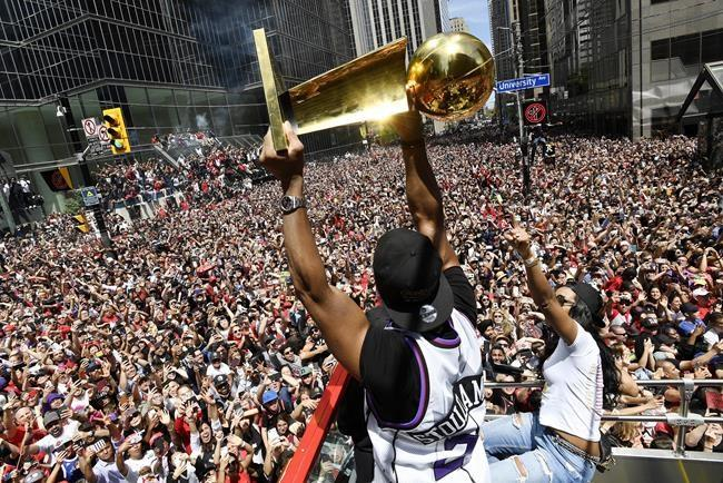 Five things to watch as the Toronto Raptors resume their title defence
