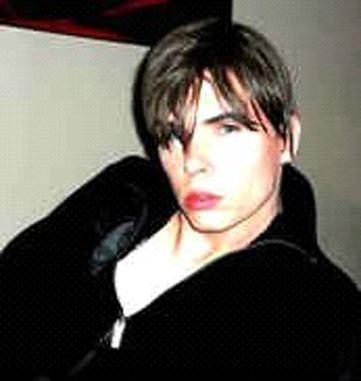 Rocco Luka Magnotta, also known as Eric Clinton Newman and Vladimir Romanov, in an undated photo.