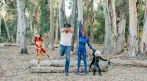 """<p>Head out this Halloween as Wolverine, Storm, Mystique and Dark Phoenix and fight off Magneto.</p><p><em><a href=""""https://themotheroverload.com/halloween-costume-ideas-for-families-x-men/"""" rel=""""nofollow noopener"""" target=""""_blank"""" data-ylk=""""slk:See more at The Mother Overload >>"""" class=""""link rapid-noclick-resp"""">See more at The Mother Overload >></a></em></p>"""