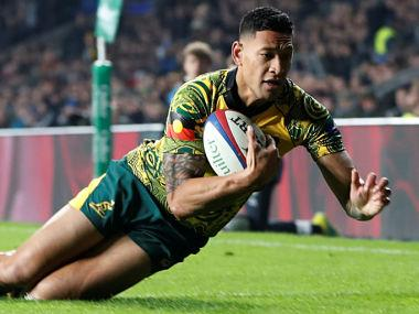 Israel Folau cashes in as Christian group takes up fundraiser after GoFundMe campaign shut down